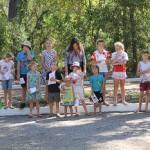 ANZAC Day choir