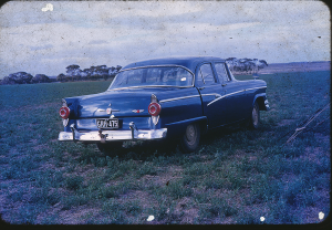 Ford June 1957
