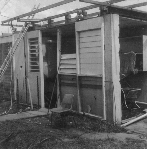 Laundry Area of Family Home - Jan 1975