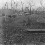 Rainards Shack - West side of G.S - Jan 1974